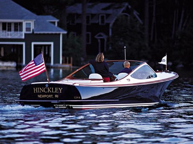 Hinckley Yacht Services Great Lakes
