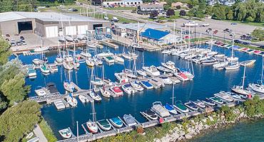 Irish Boat Shop Charlevoix Michigan