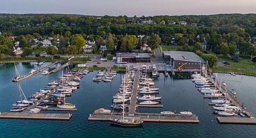 Irish Boat Shop Harbor Springs Michigan