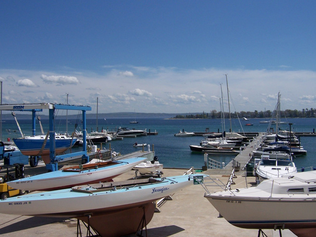 Boat Valet Services Harbor Srpings Michigan