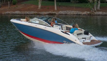 Bryant Bowrider Boat
