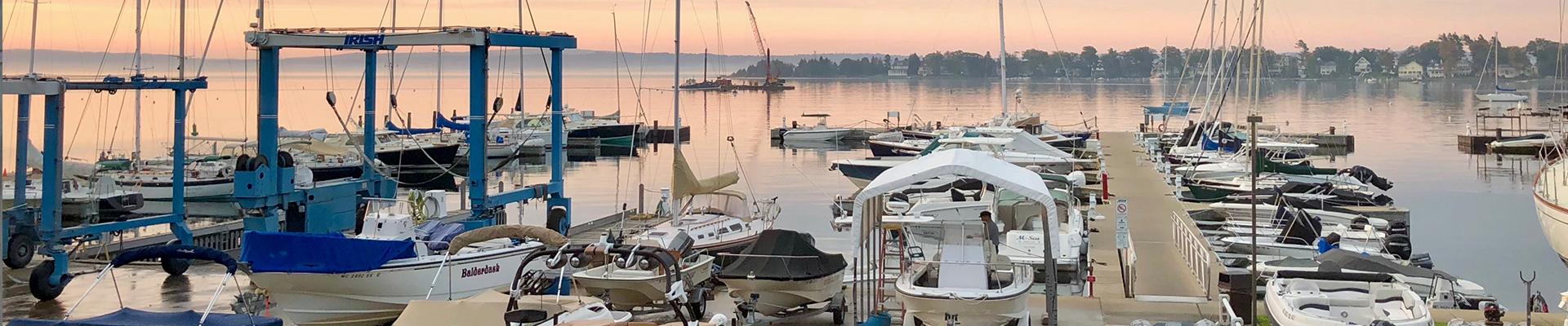 Irish Boat Shop | Harbor Springs Updates